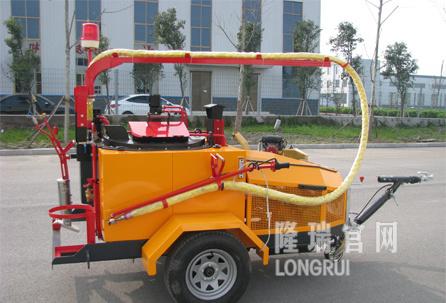 隆瑞机械RGF300液压路面灌缝机