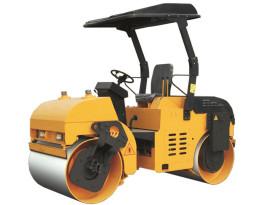 隆瑞机械LRY303双钢轮压路机