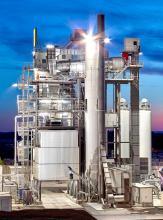 安迈ABP 240 HRT间歇式沥青混凝土搅拌站高清图 - 外观