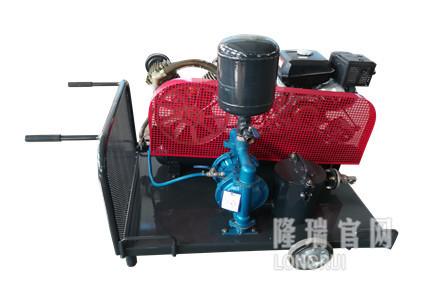 隆瑞机械RFC40含砂雾封层设备