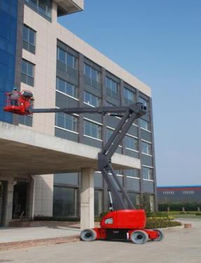 美通重工HZ200 JDC自行式曲臂型高空作业平台