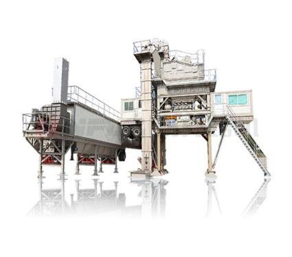 南方路机YLB强制间歇移动式沥青混合料搅拌设备