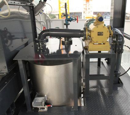 南方路机泡沫沥青温拌技术