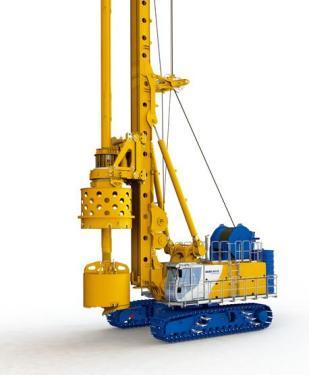 德国宝峨BG55多功能型旋挖钻机 (BS 115 主机)