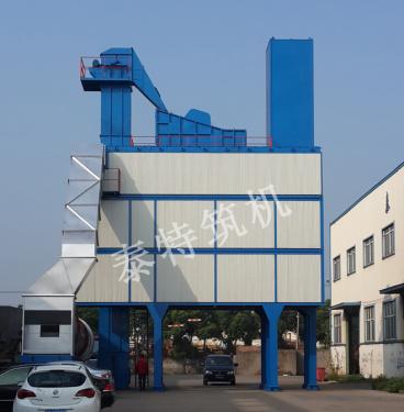 无锡泰特LB-2000集装箱式沥青混合料搅拌设备