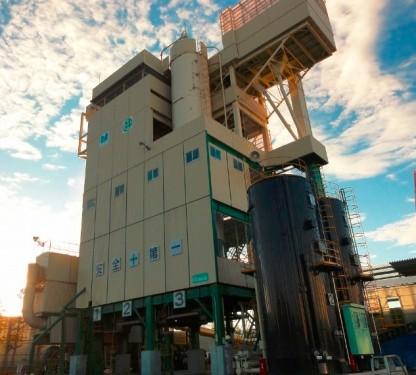 日工都市环保型沥青混凝土拌和设备