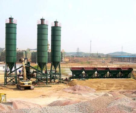 无锡雪桃SWCB系列稳定土厂拌设备