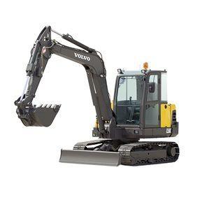 沃尔沃EC60C小型挖掘机
