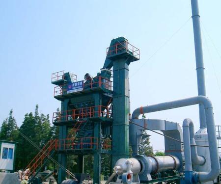 无锡雪桃AMP700-B型沥青混凝土搅拌站