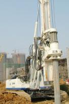 三力机械SLR360旋挖钻机