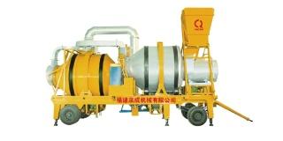 泉成机械QCQ-40移动双滚筒