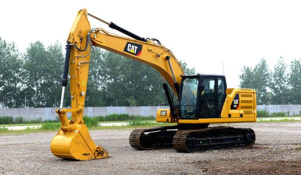 卡特彼勒新一代Cat®320液压挖掘机