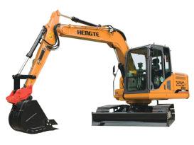 恒特HT90挖掘机 液压履带挖机 恒特重工