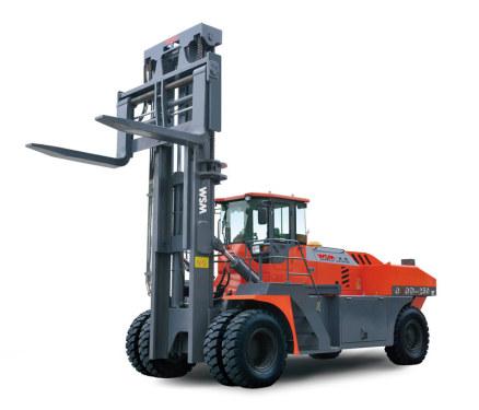 威盛CPCD250内燃平衡重式叉车