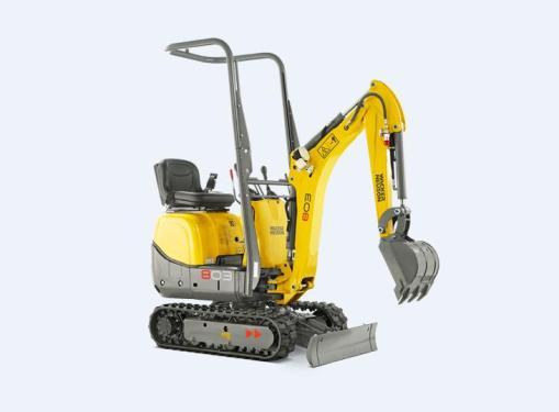 威克诺森803履带式常规挖掘机