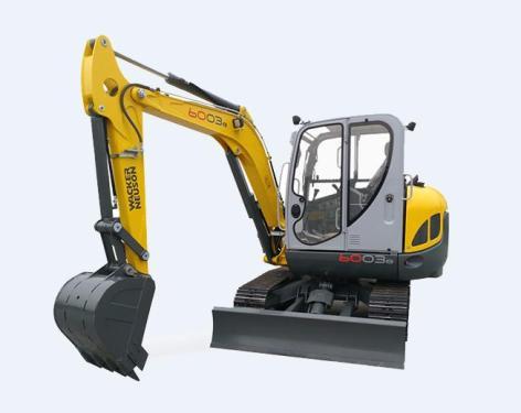 威克诺森6003履带式常规挖掘机