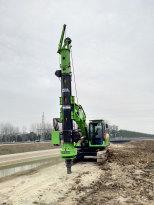 泰信机械KR50旋挖钻机