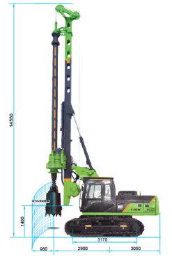 泰信机械KR90A旋挖钻机