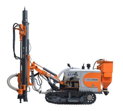 志高ZEGA D355RH履带式潜孔采矿钻机