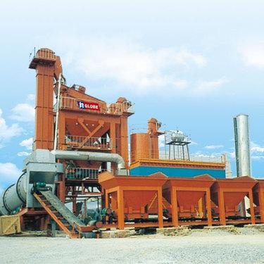 无锡环球QLB-1300型沥青混合料搅拌设备