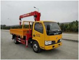 国机常林CHL5040JSQD5随车起重运输车