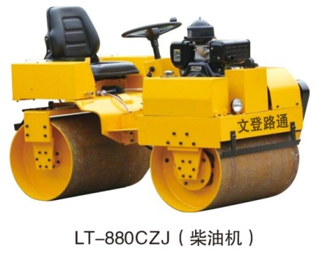 文登路通LT-880CZJ柴油夯实机