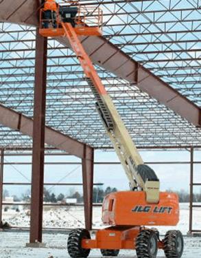 美国JLG600S系列直臂式平台