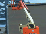 美国JLG450A曲臂式高空作业平台高清图 - 外观