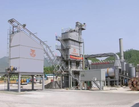 锡通QLB5000沥青混合料搅拌设备