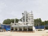 亚龙筑机ZHXB4000H整体式环保沥青混合料搅拌设备高清图 - 外观