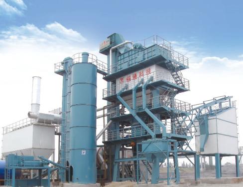 锡通QLB3000沥青混合料搅拌设备