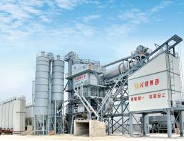 锡通QLB4000沥青混合料搅拌设备
