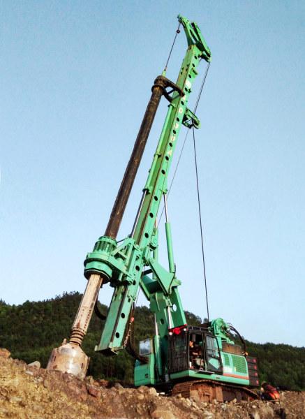上海金泰SD30A多功能钻机