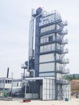 亚龙筑机HXB2000H城市环保沥青混合料搅拌设备