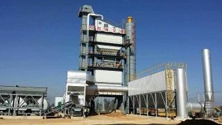 鑫筑LB4000强制式沥青混合料搅拌设备