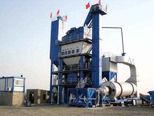 中凯路机JLB-4000沥青混合料搅拌设备