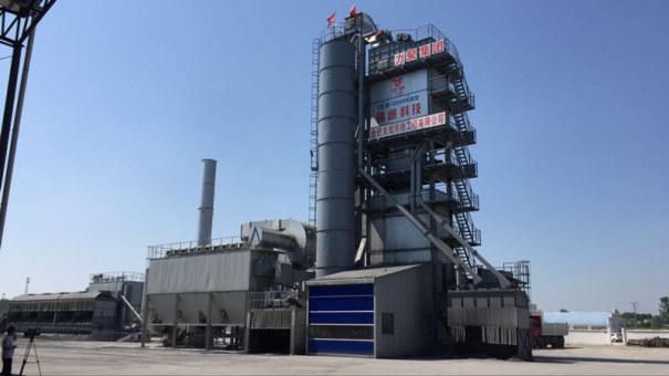 锡通QLB-HX4000沥青混合料搅拌设备