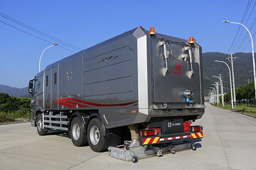海山机械HSPS 25污染清除车
