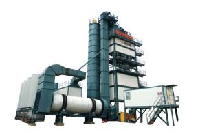 达刚路机HLB4000沥青混合料搅拌设备
