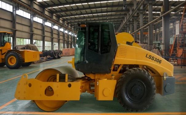 洛阳晟路LSS3066吨单钢轮压路机