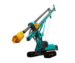 山河智能SWDM260B旋挖钻机