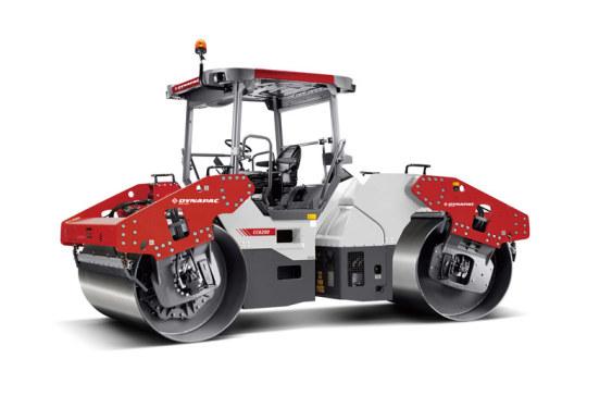 戴纳派克Dynapac CC6200双钢轮压路机