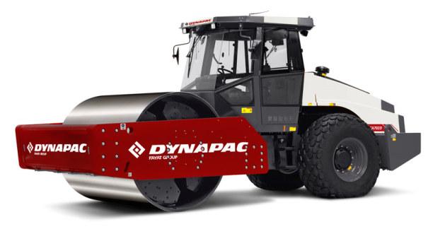戴纳派克Dynapac CA702PD单钢轮压路机