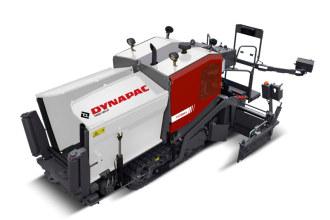 戴纳派克Dynapac F1200CS沥青摊铺机高清图 - 外观
