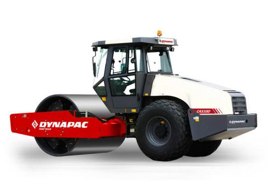 戴纳派克Dynapac CA510D单钢轮压路机