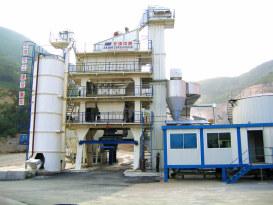 中凯路机JLB-2000沥青混合料搅拌设备