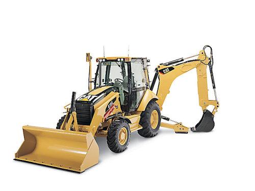 卡特彼勒CAT®416E反铲装载机