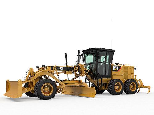 卡特彼勒CAT®160K平地机