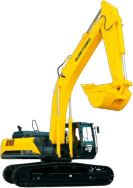 住友SH380LHD-6挖掘机