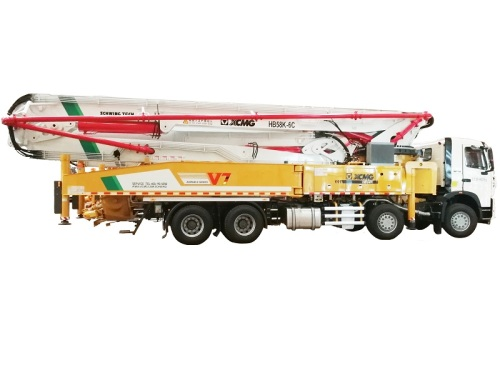 徐工HB58K(重汽)混凝土泵车